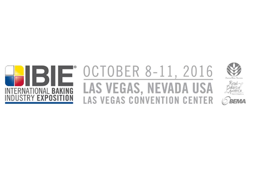2016 IBIE國際烘焙展