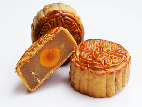 月餅 moon cake forming machine
