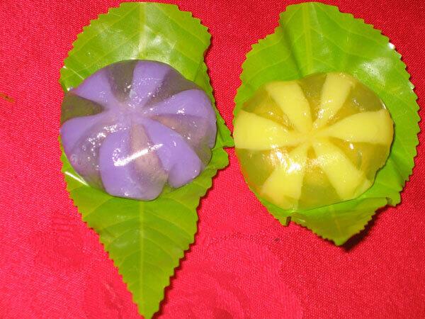 雙色涼果子