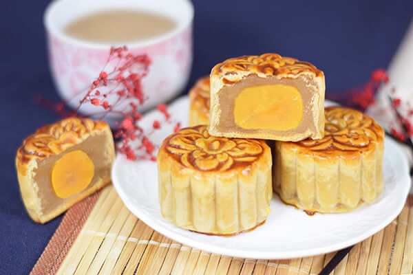 廣式月餅 cantonese mooncake machine