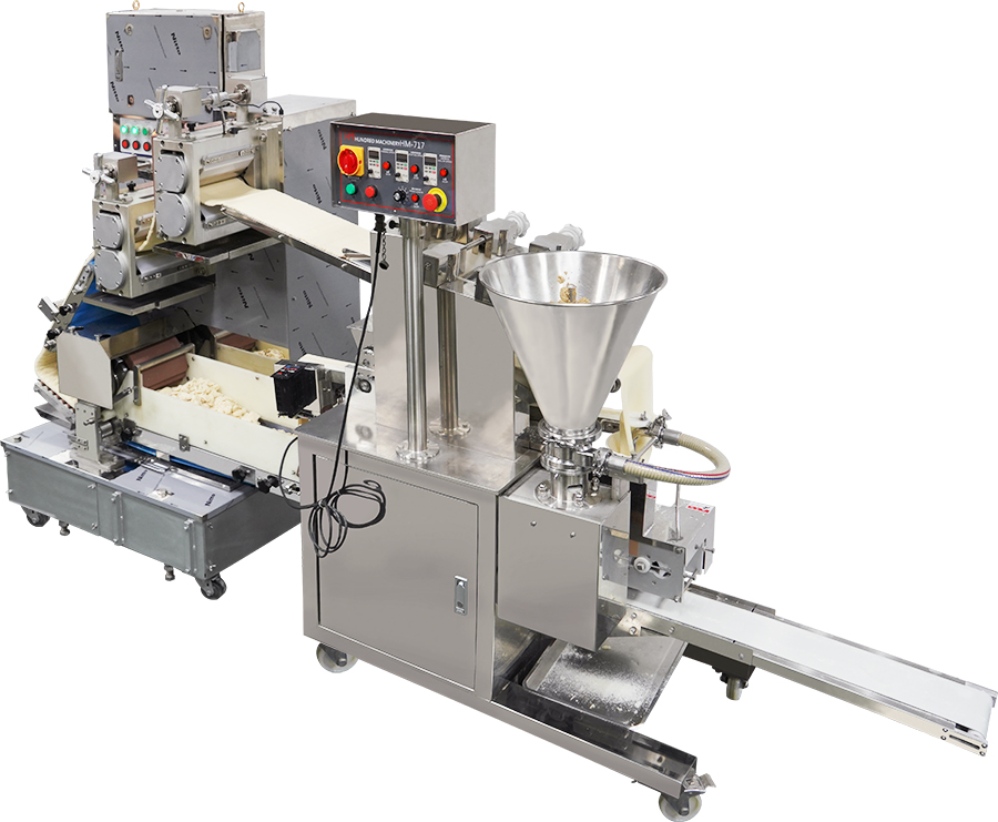 Dough Recycling Machine DS-230 Dumpling Solution