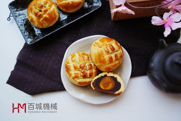 salted egg pastry