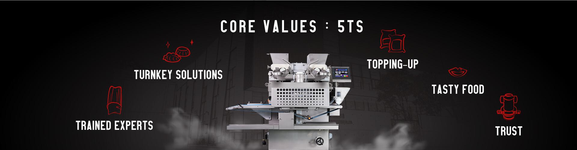 Value core